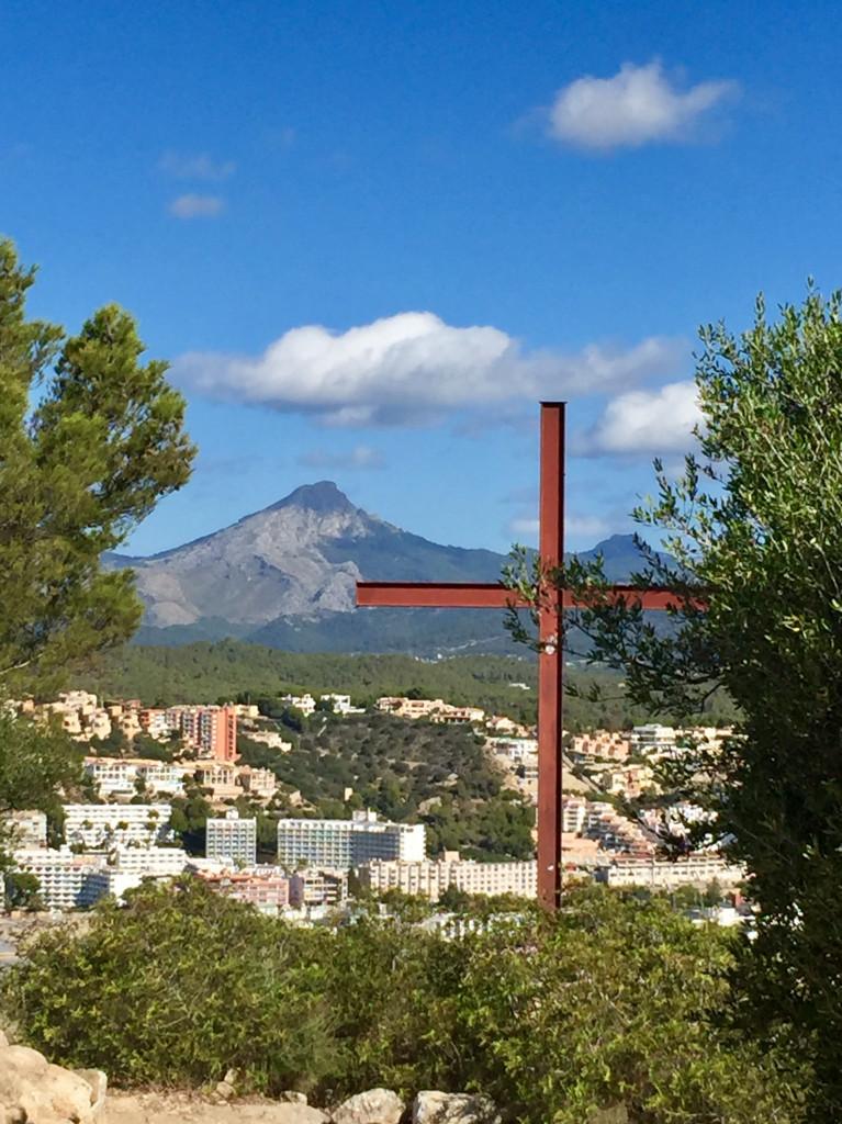Auf in die Steinzeit zum Puig de Sa Morisca 15