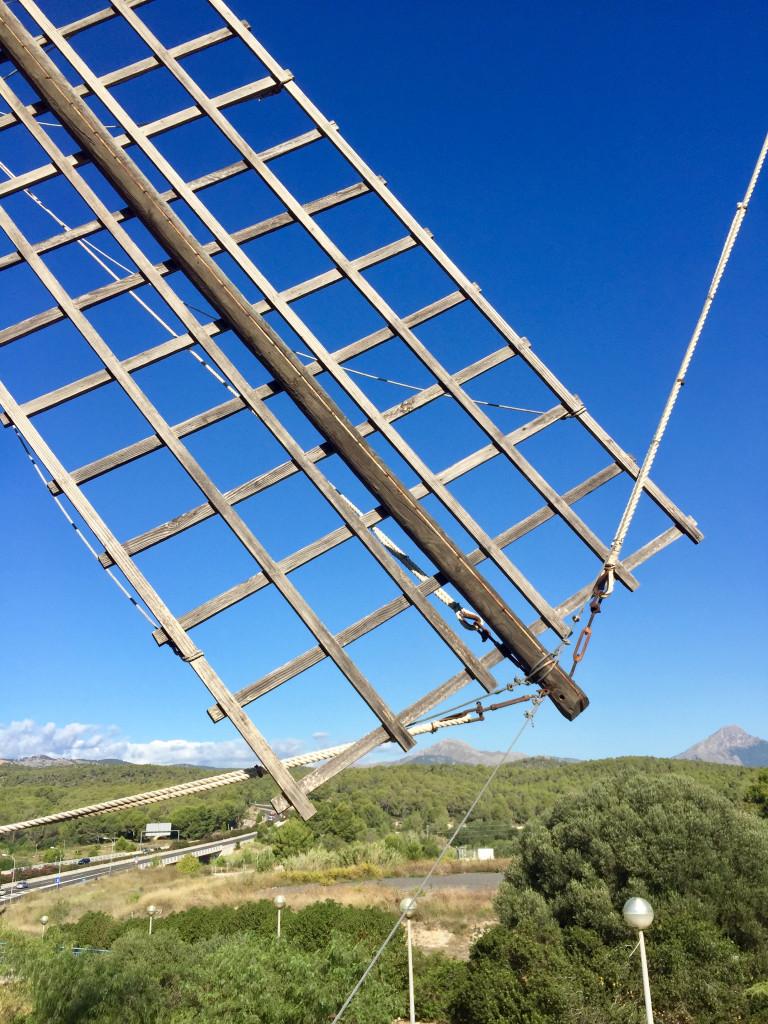 Kleiner Ausflug zur Mühle von Santa Ponsa 4