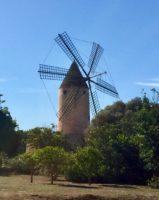 Kleiner Ausflug zur Mühle von Santa Ponsa