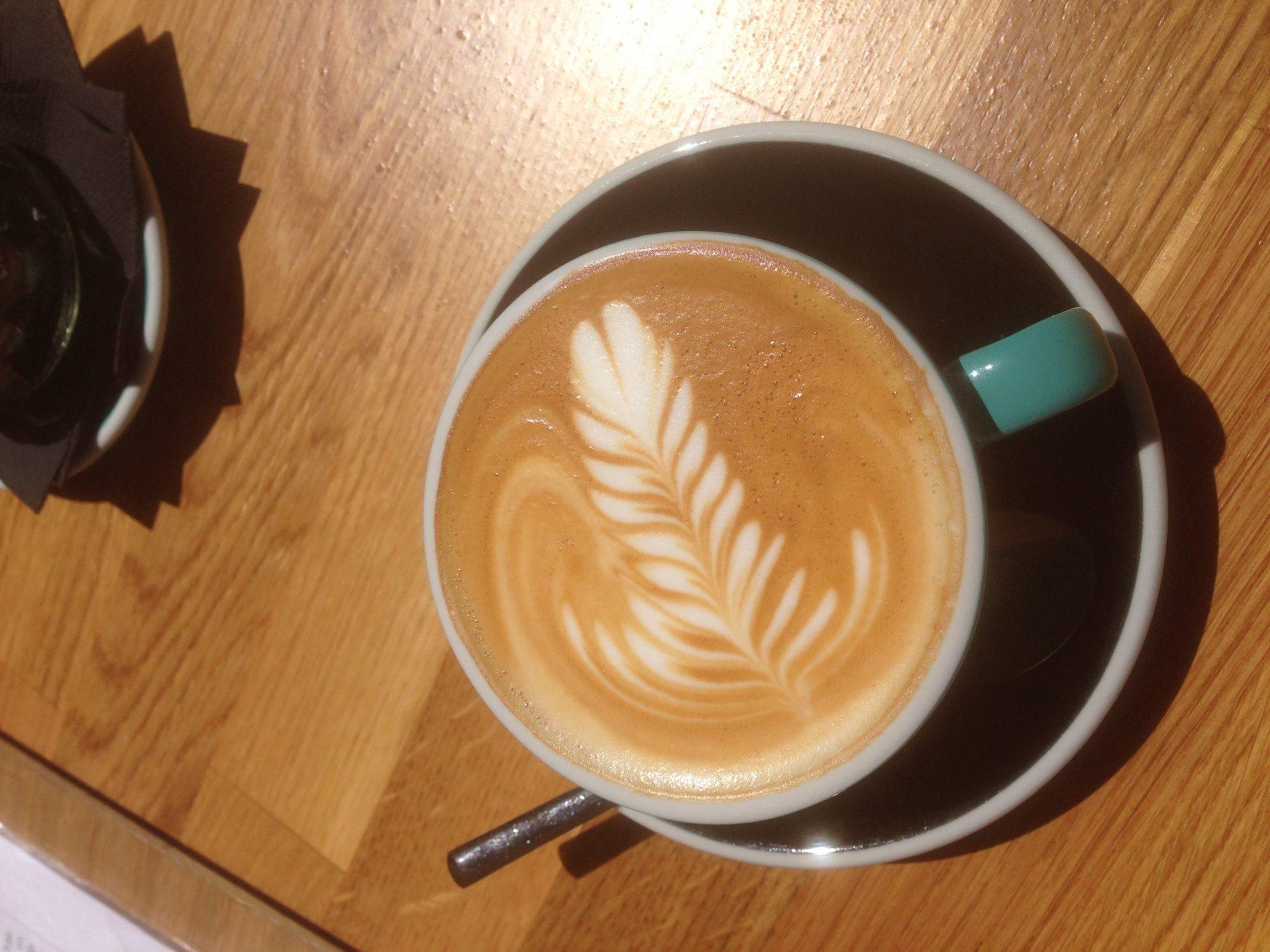 Shopping bei Schustermann & Borenstein - und ein Kaffee!