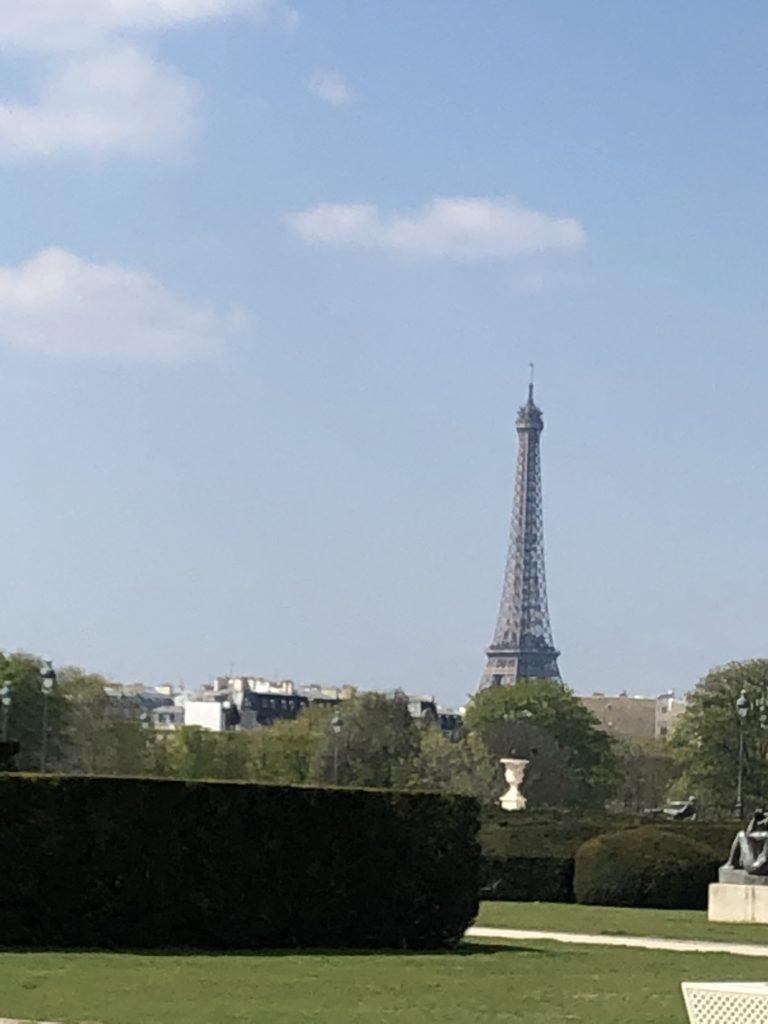 Paris ist immer eine Reise wert - der Eiffelturm