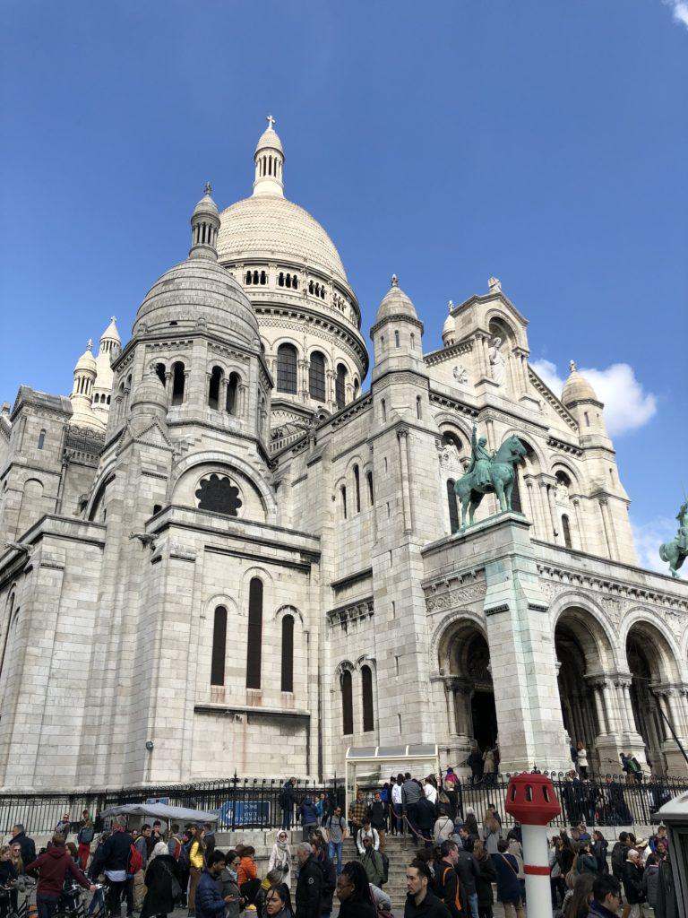 Paris ist immer eine Reise wert - Sacré Coeur