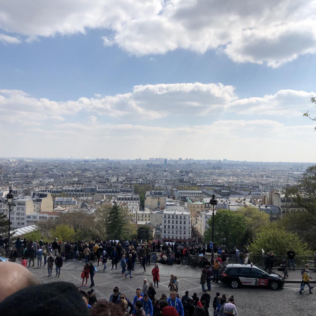 Paris ist immer eine Reise wert - Paris zu Füßen