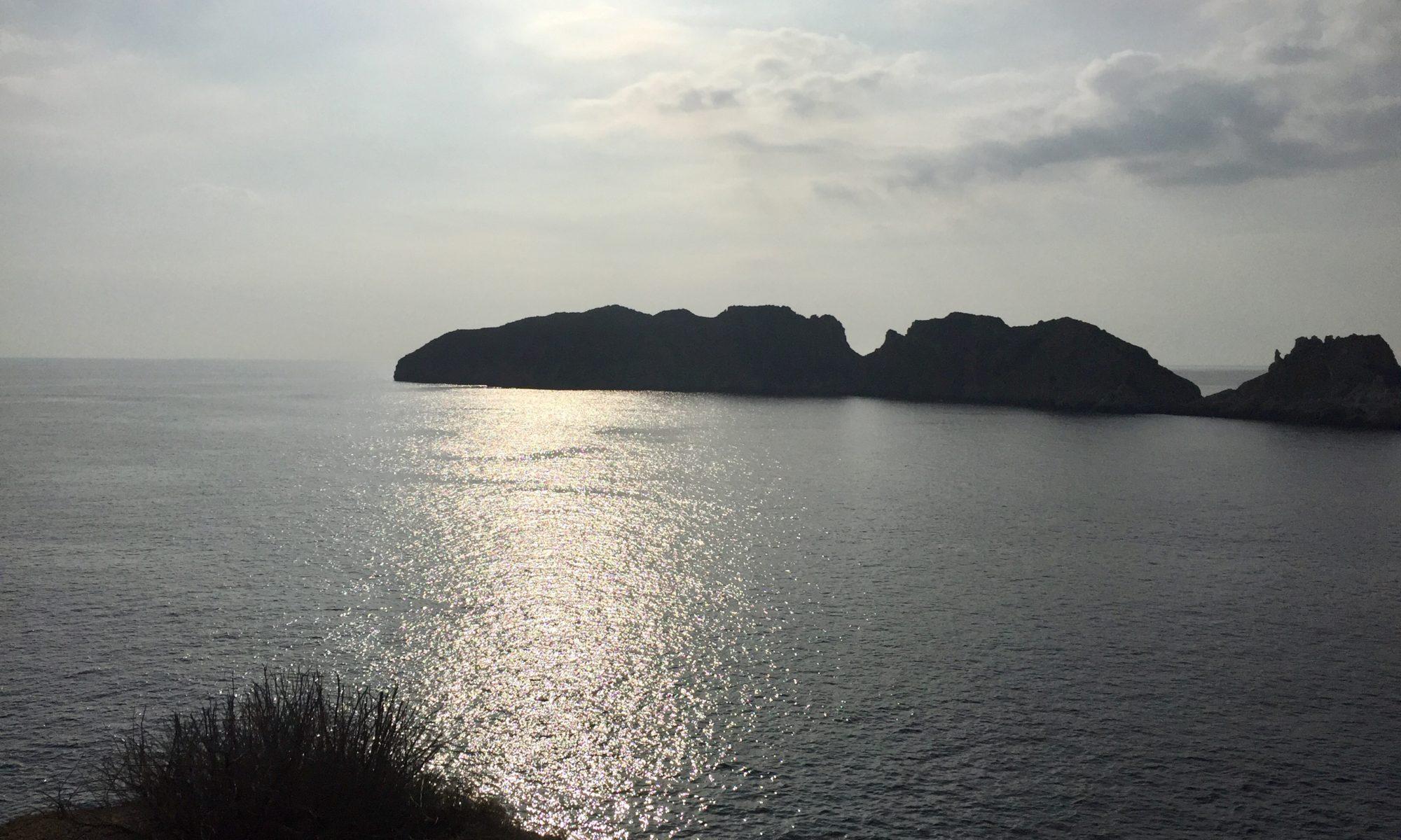 Bilder von Reisen und Ausflügen - Abendstimmung auf Mallorca