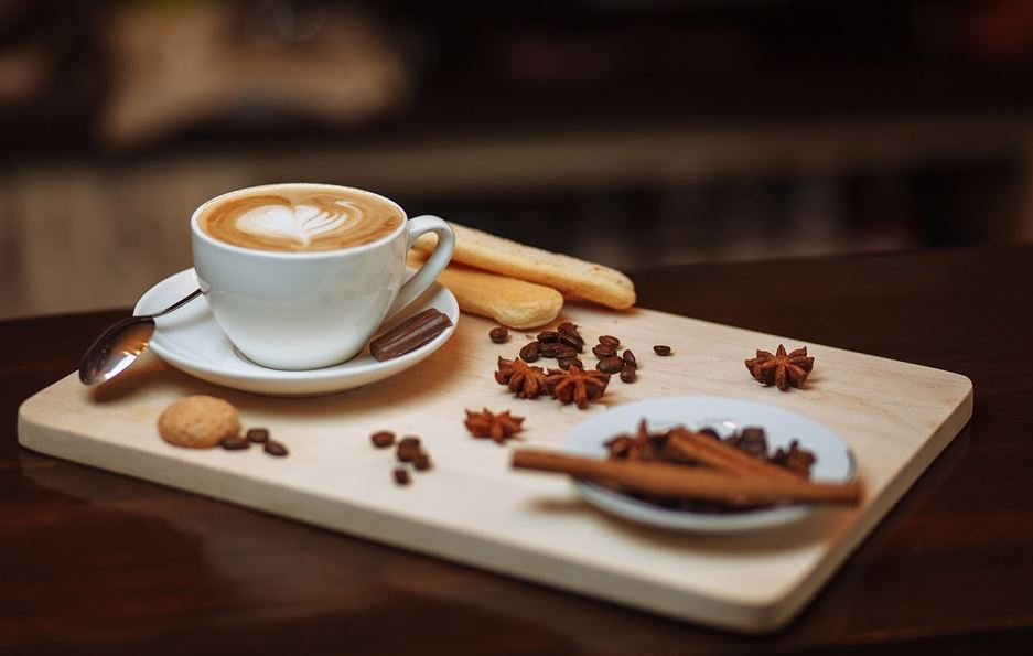 Ein guter Kaffee geht immer