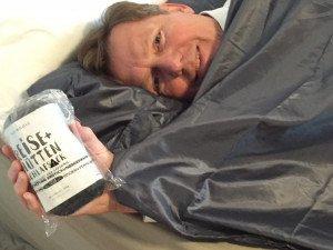 Ein Hüttenschlafsack als nützliches Reise-Accessoire