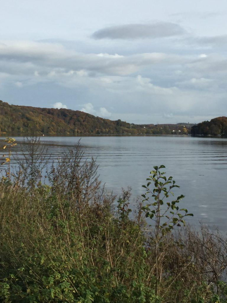 Baldeney See ganz ruhig