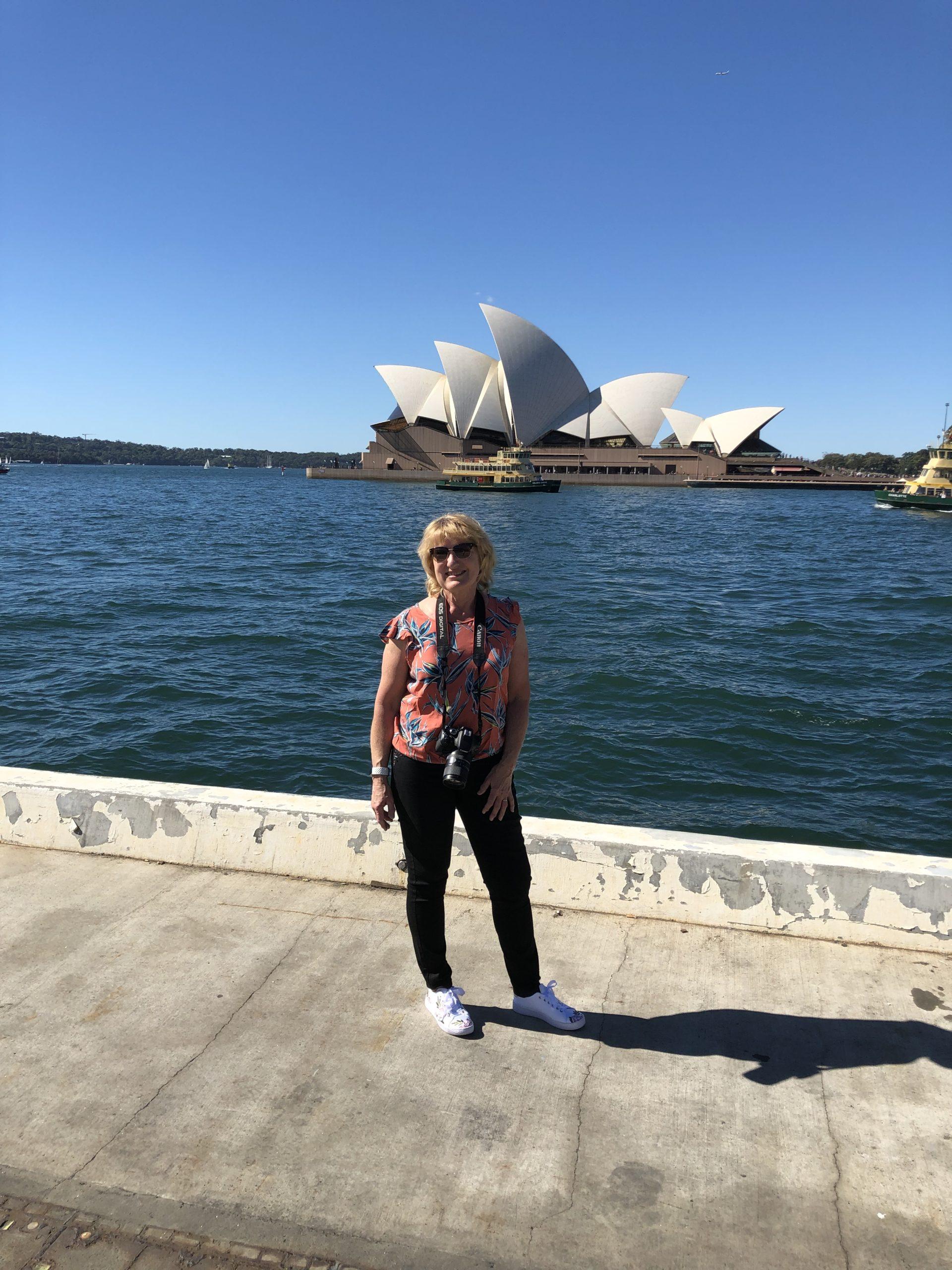 Mein Bild der Woche 21 - Vorgeschmack auf Sydney, Sydney Opera House