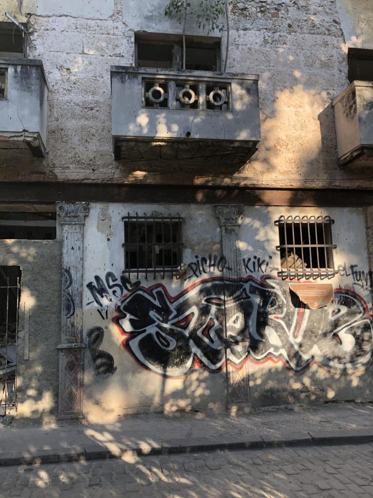 Bröckelnde Fassaden