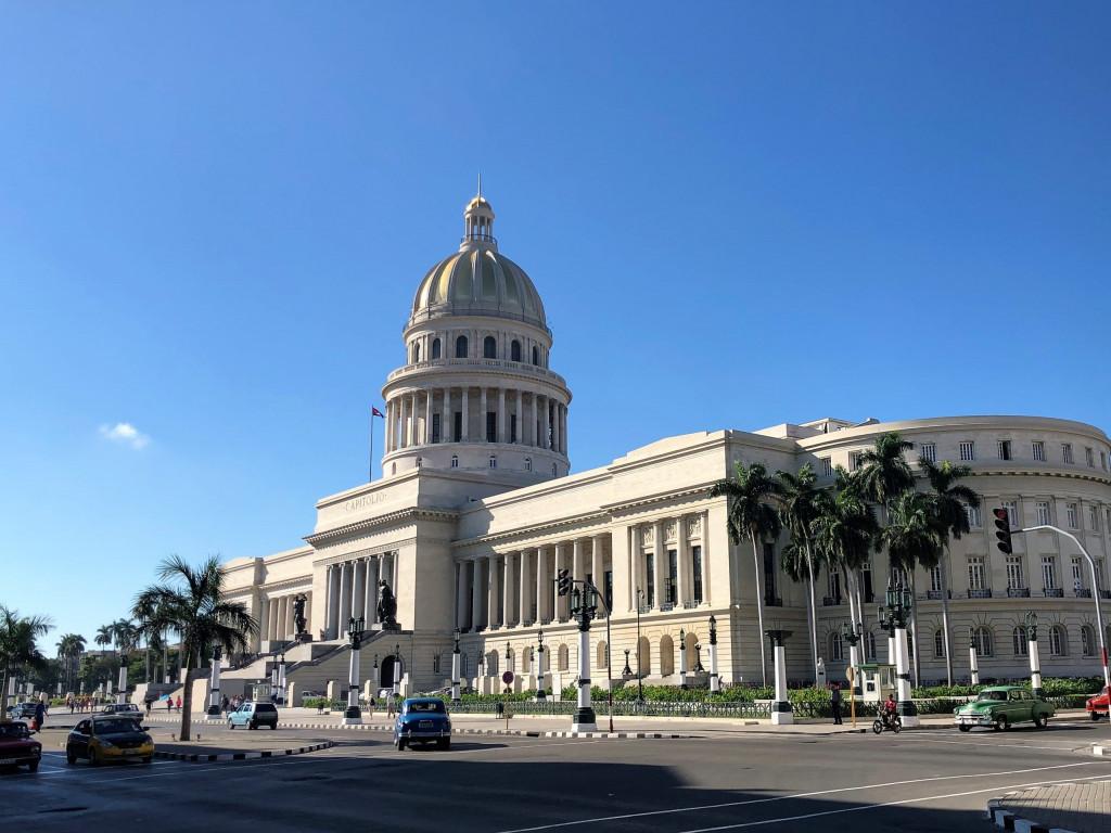Havanna in 3 Tagen - Das Kapitol in Havanna