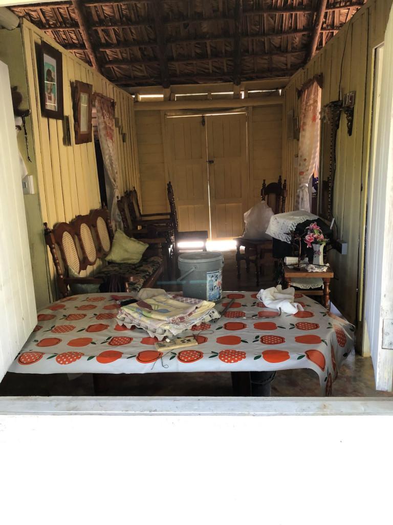 Kuba-Reise: 1. Etappe Valle de Viñales - Dorfhaus
