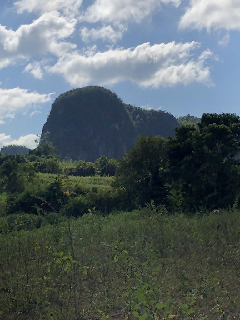 Kuba-Reise: 1. Etappe Valle de Viñales - Mogotes