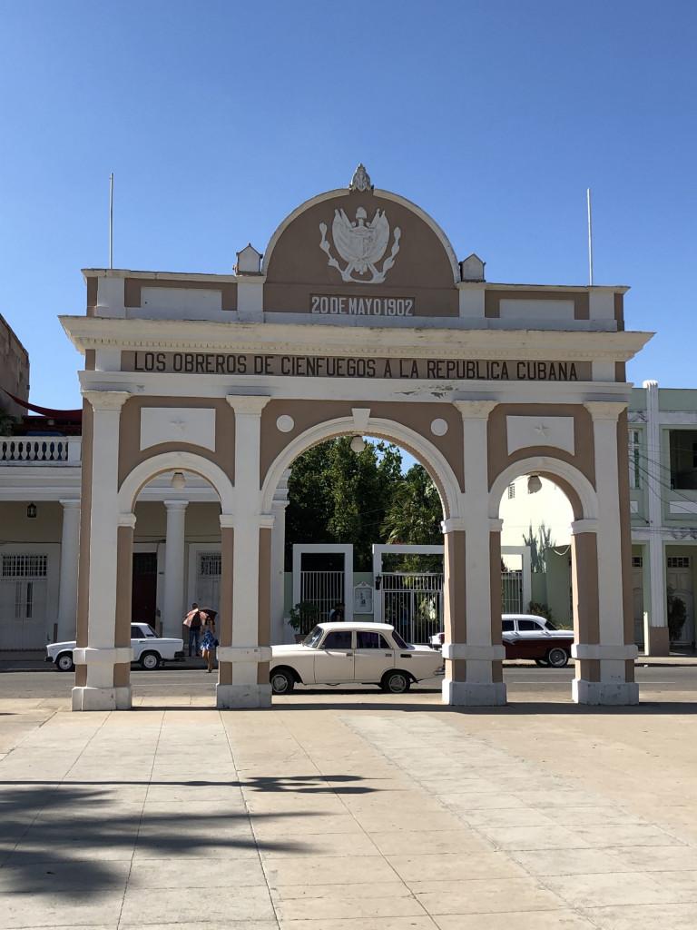 Rundreise durch Kuba Etappe 3 Cienfuegos 9