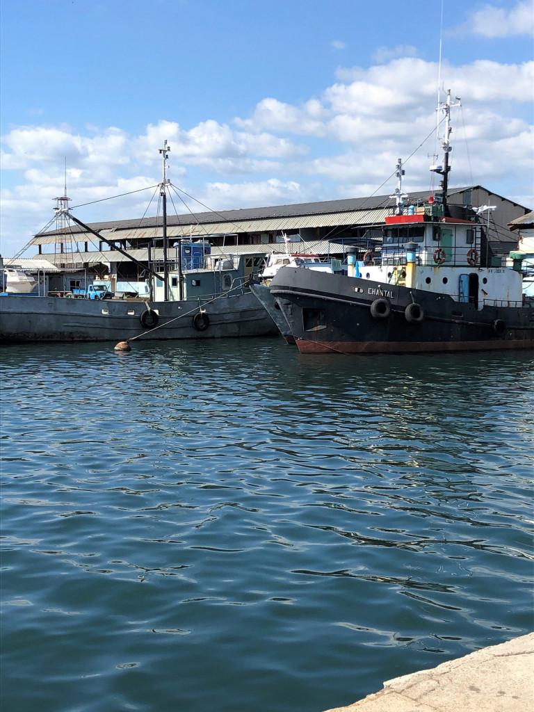 Unsere Kuba-Rundreise: Cienfuegos und El Nicho - Fischerhafen