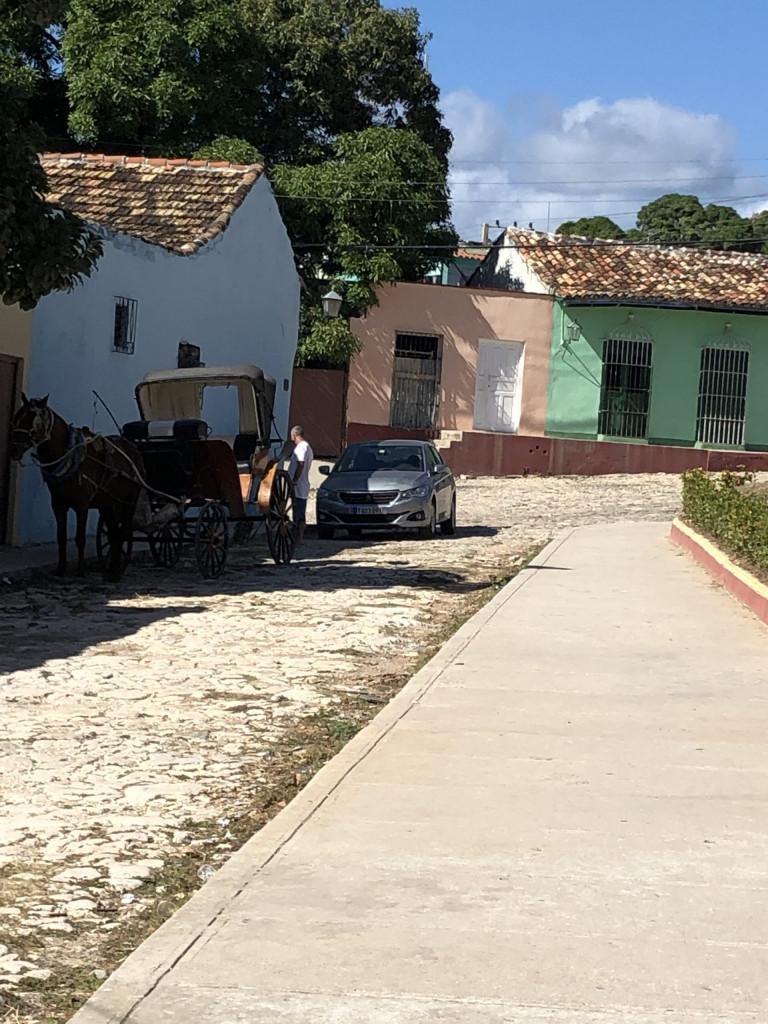 Unsere Kuba-Rundreise: Trinidad - typisches Pflaster