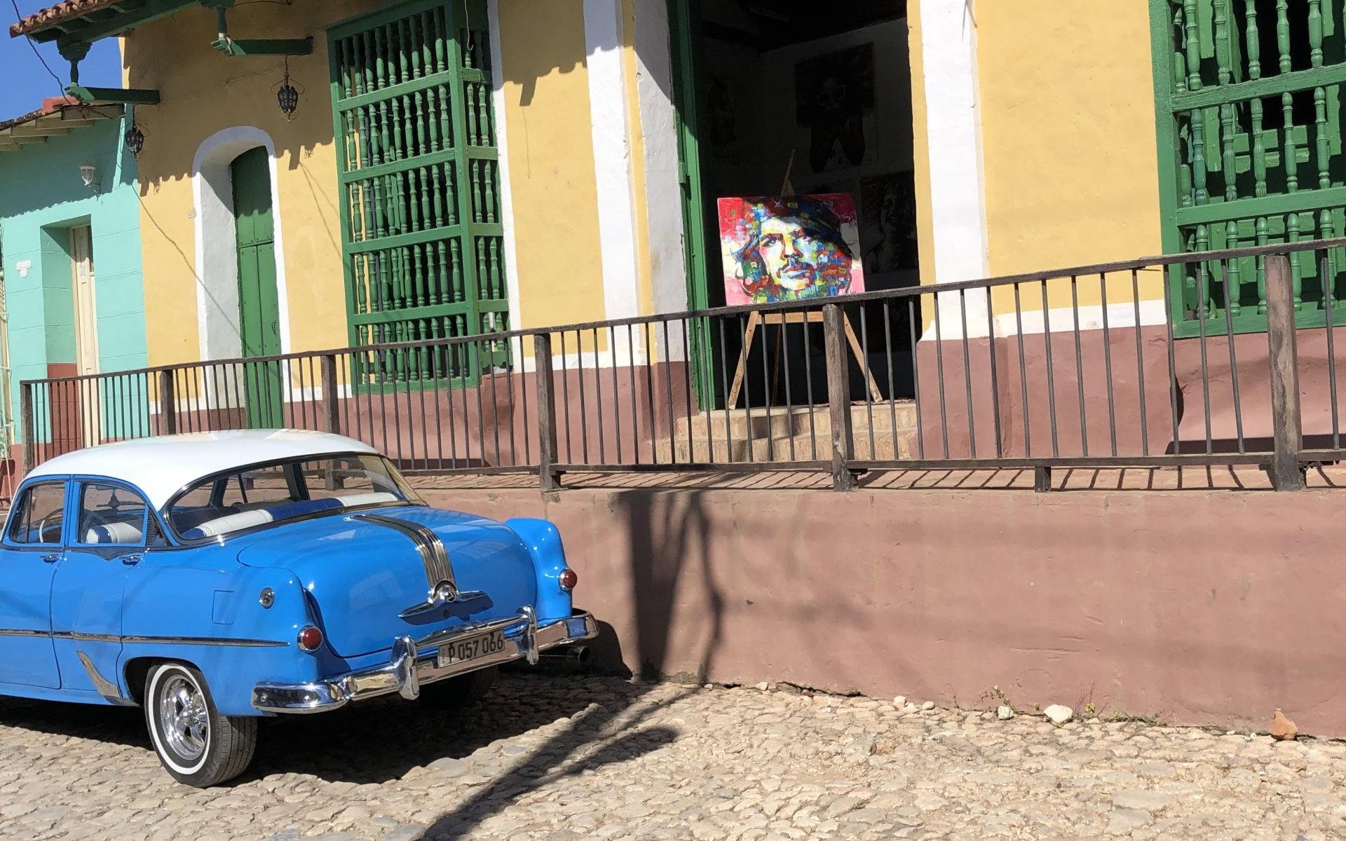 Rundreise durch Kuba Etappe 3 Trinidad auf Kuba 10