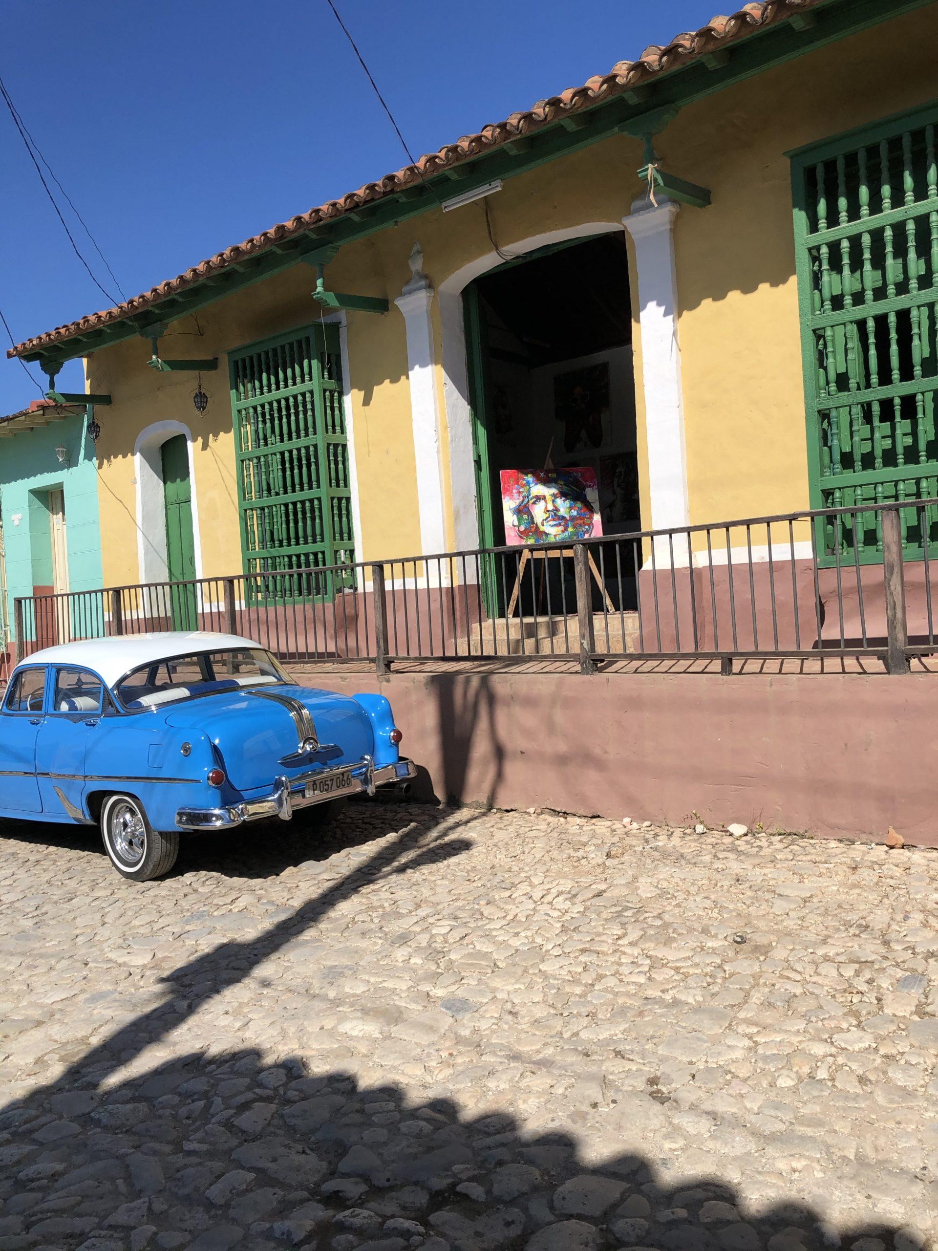 Rundreise durch Kuba Etappe 3 Trinidad auf Kuba 1