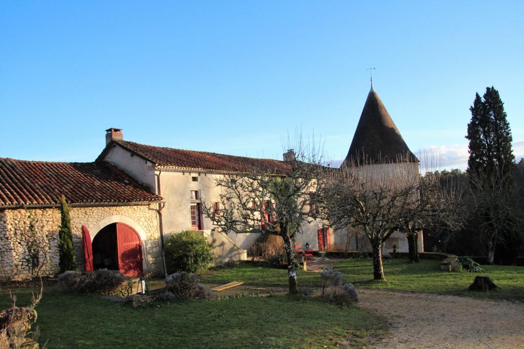 5 Genusstage in Moncé im schönen Périgord - das Manoir de Moncé