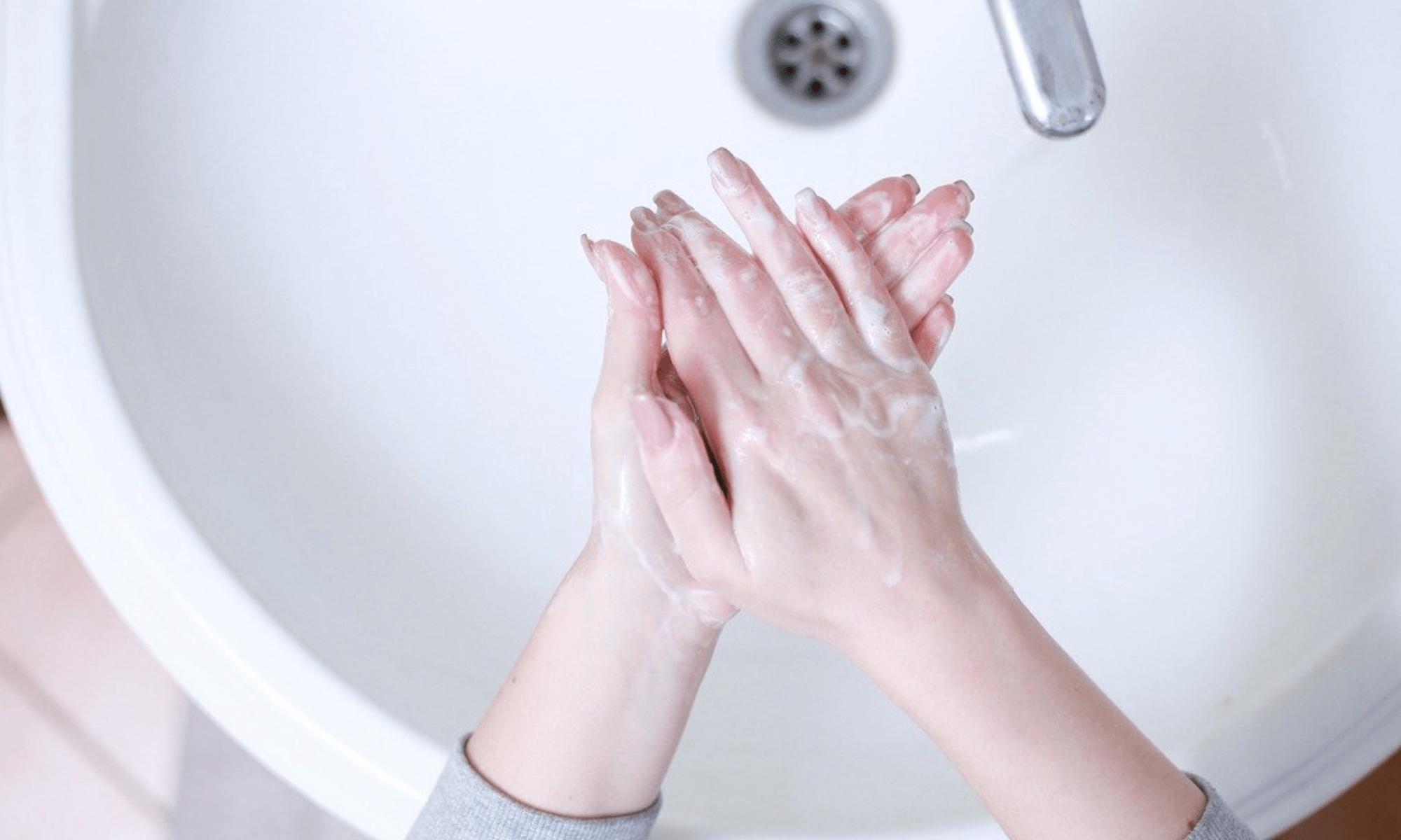 15 Fragen und Antworten zum Corona-Virus - Händewaschen