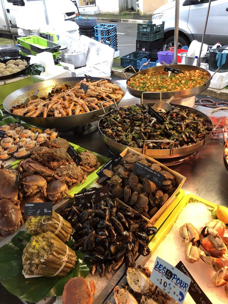 Genusstage im Périgord - Markt in St. Astaire