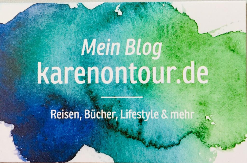 Kontakt + Kooperation - KAREN ON TOUR