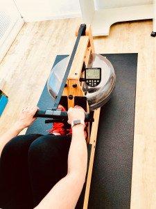 Fit statt schlaff mit dem WaterRower - Fitness daheim