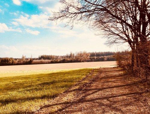 Wandern daheim - herrliche Wege
