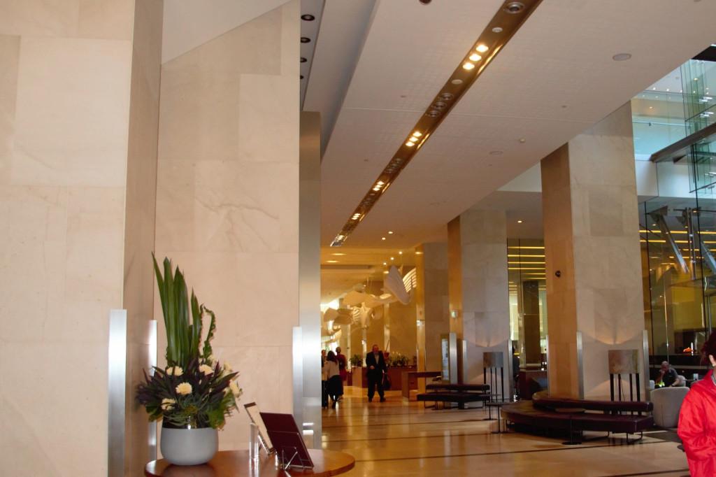 Sydney in 7 Tagen - Lobby
