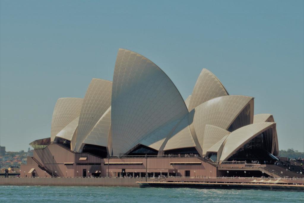Sydney in 7 Tagen - Opera House