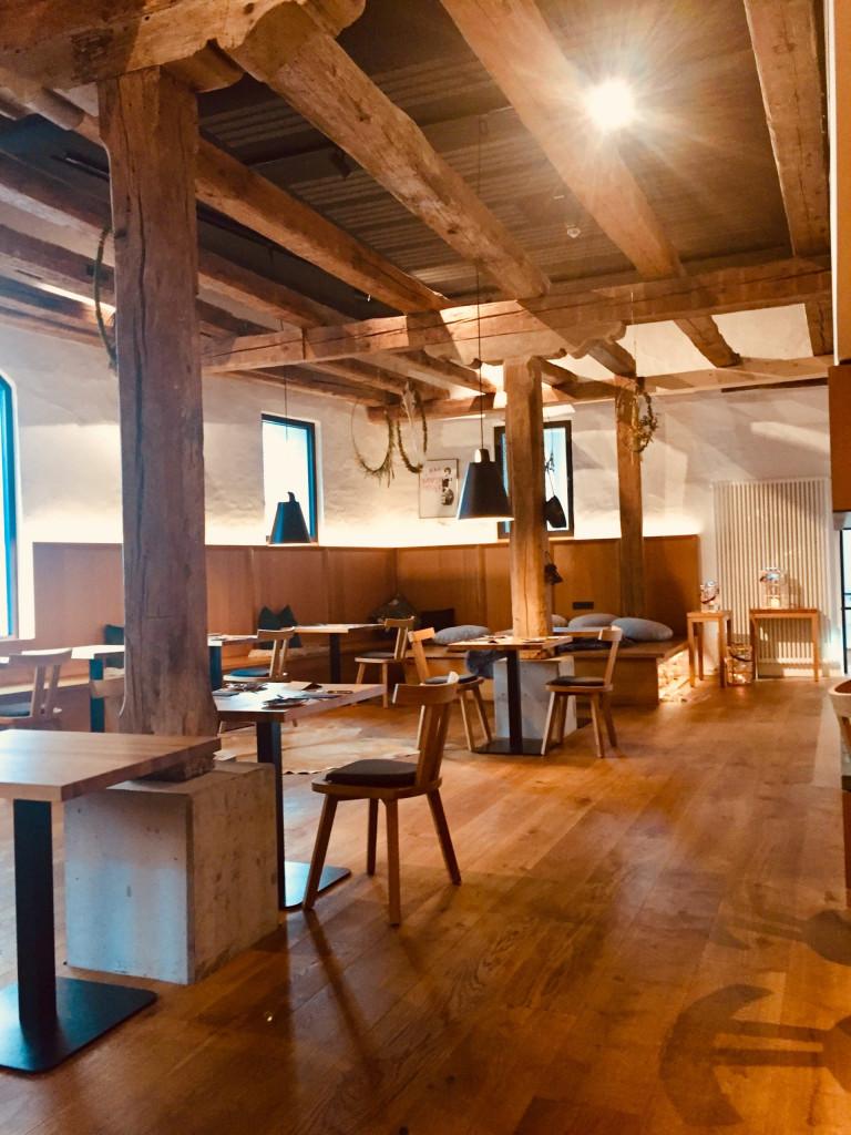 Die Alte Posthalterei in Zusmarshausen - immer wieder: Tradition trifft Moderne