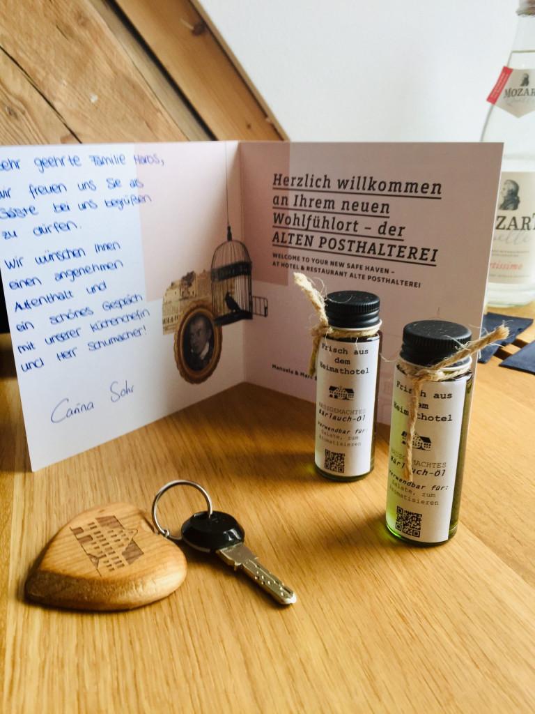 Tradition trifft Moderne - Die Alte Posthalterei in Zusmarshausen 9
