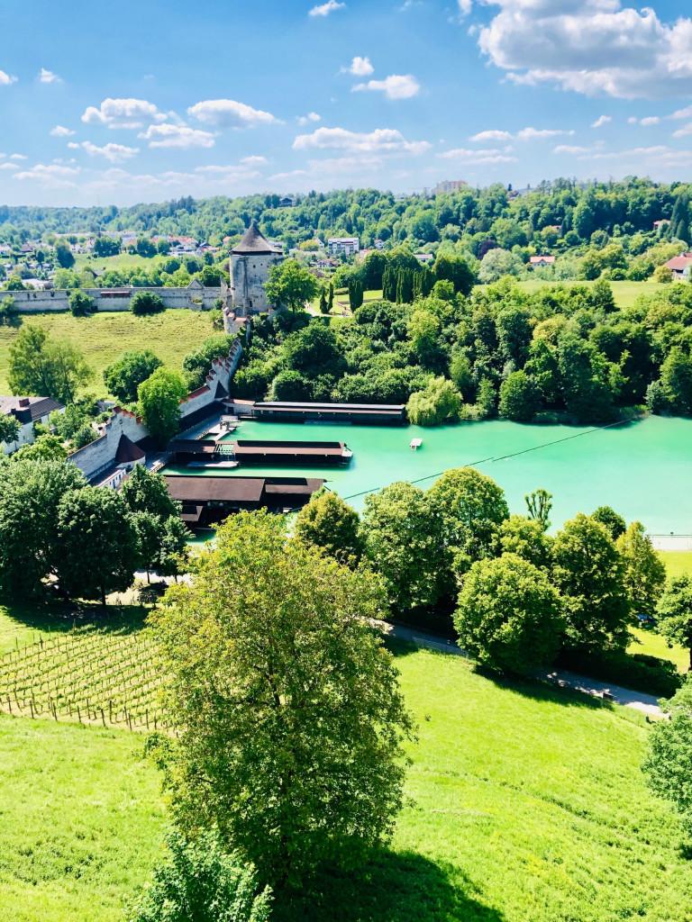 Ausflug nach Burghausen - Mein Bild der Woche 23 7