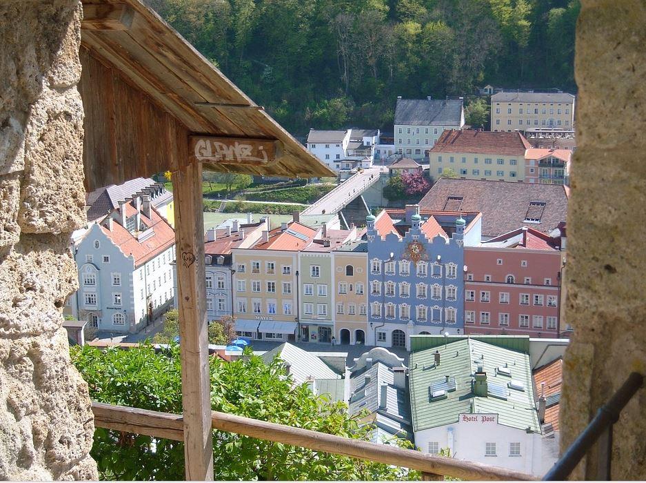 Mein Bild der Woche 23 - Ausflug nach Burghausen