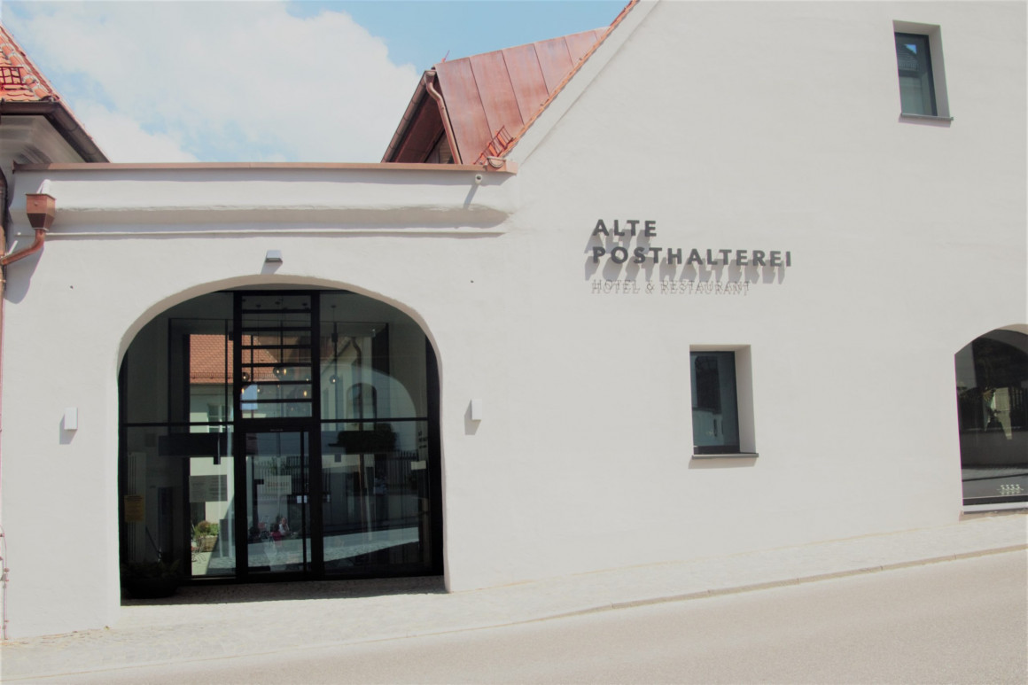 Hotel Alte Posthalterei in Zusmarshausen