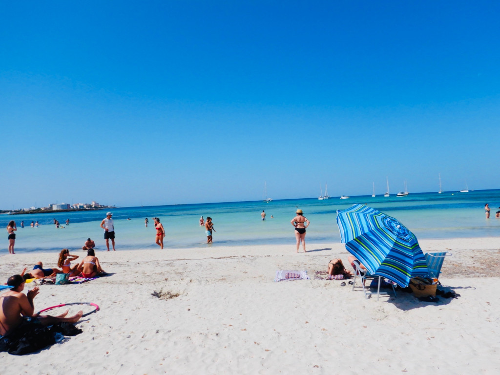Mallorca Urlaub in Corona Zeiten - Es Trenc