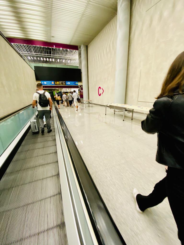 Mallorca Urlaub in Corona Zeiten - Flughafen Palma