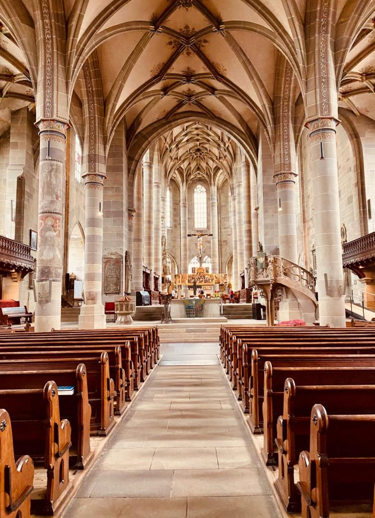 1 Tag in Schwäbisch Hall - Kirche St. Michael
