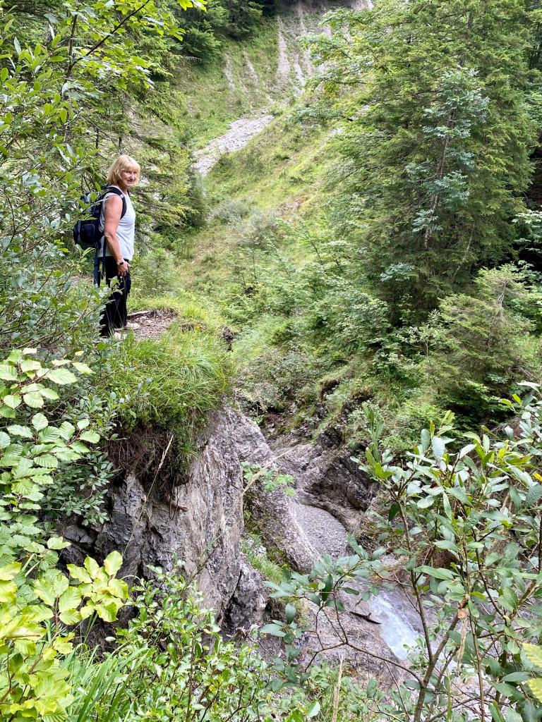 Wildbad Kreuth und die wilde Wolfsschlucht - Felsweißach