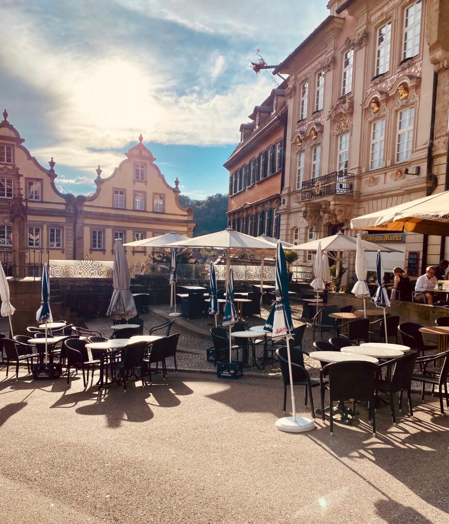 1 Tag in Schwäbisch Hall - Marktplatz