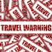 Reisewarnungen - 1 2 3 Welches Land ist das nächste?