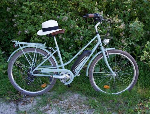 Zu faul zum Treten? E-bikes nur für Faule?