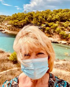 Sicheres Reisen in Corona Zeiten in freier Natur