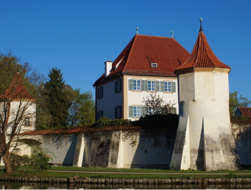 Unbekanntes Schloss Blutenburg - die kleine Schwester vom großen Schloss