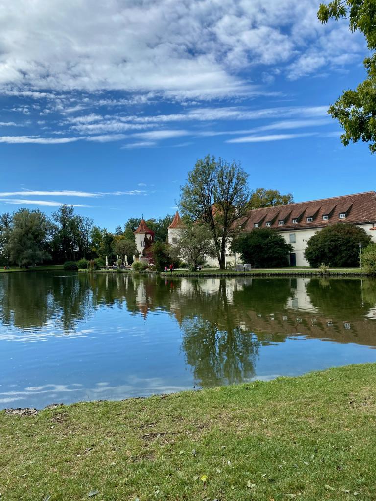 Unbekanntes Schloss Blutenburg - Idylle pur