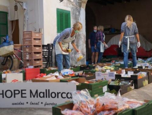 Hope Mallorca gibt Hoffnung für Verzweifelte