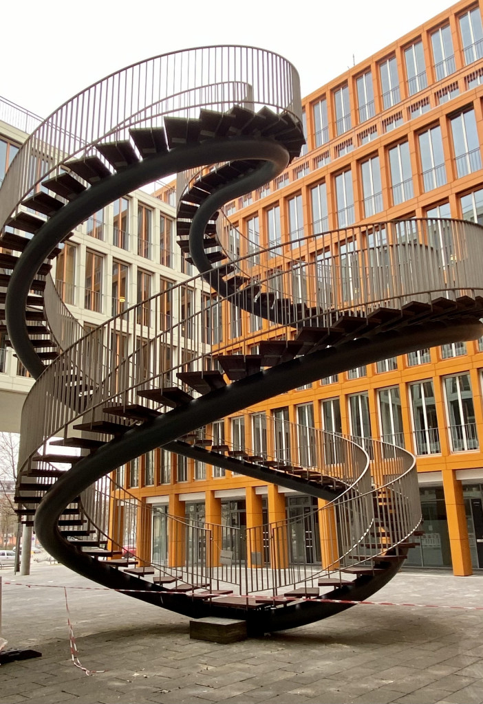 Die endlose Treppe - immerwährend, endlos ...
