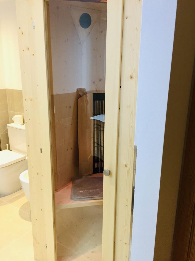 Infrarotkabine zu Hause - Wellness pur im Badezimmer