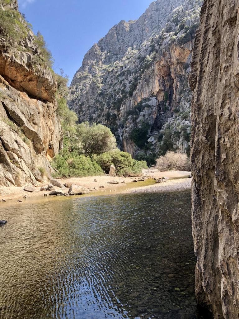 Sa Calobra und Torrent de Pareis - durchs Wasser oder nicht?