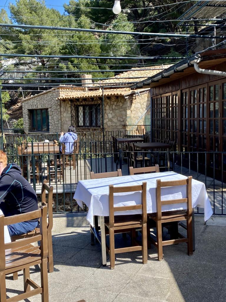 Sa Calobra und Torrent de Pareis - da ist noch Platz für uns neben wenigen Besuchern