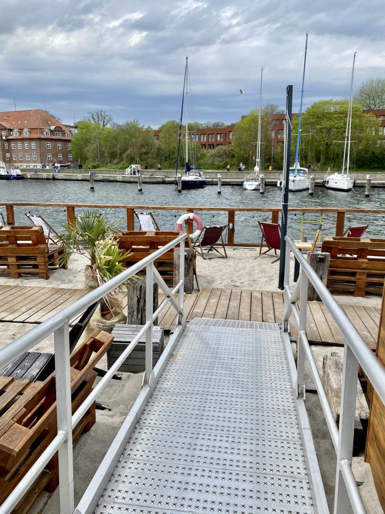 Wiedersehen mit Kiel - steife Brise, maritimes Flair und Fischbrötchen 15
